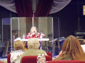 Kathy teaching - Day 2