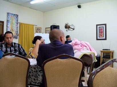 More workshop attendees