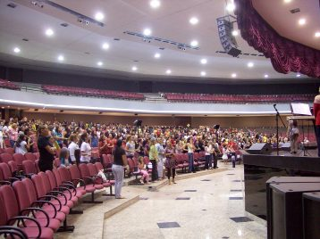 Women's Conference - Healing the Brokenhearted service