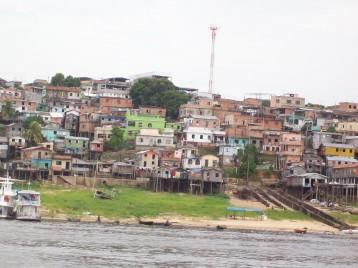 River front neighborhood