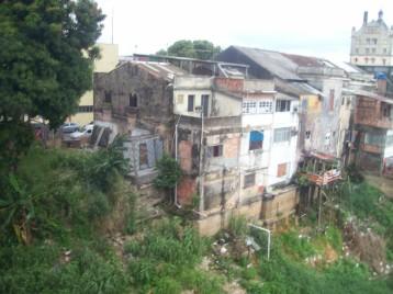 Very poor neighborhood