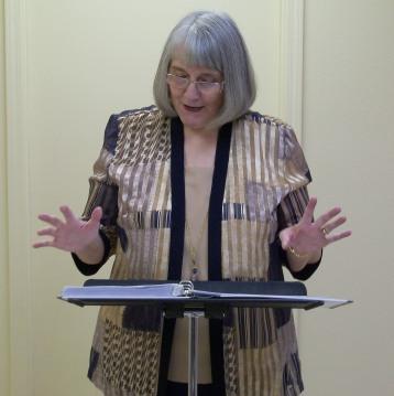 Kathy teaching - Day 1 of 2