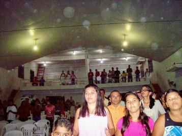 Small church in Brazil