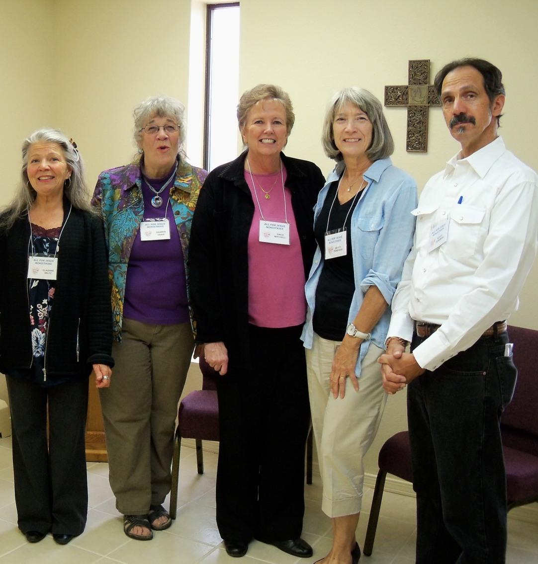 Volunteer HBH Ministers