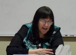 Kathy teaching at HBH Training Seminar 5/18/15